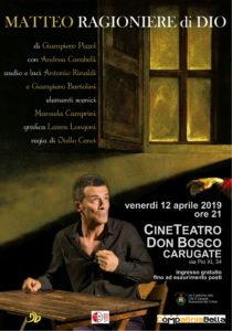Matteo ragioniere di Dio @ Cine Teatro Don Bosco